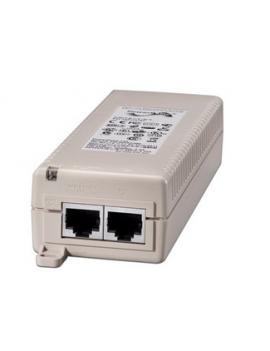 Inyector de poder HP Aruba JW627A de 15.4Watts, PoE.